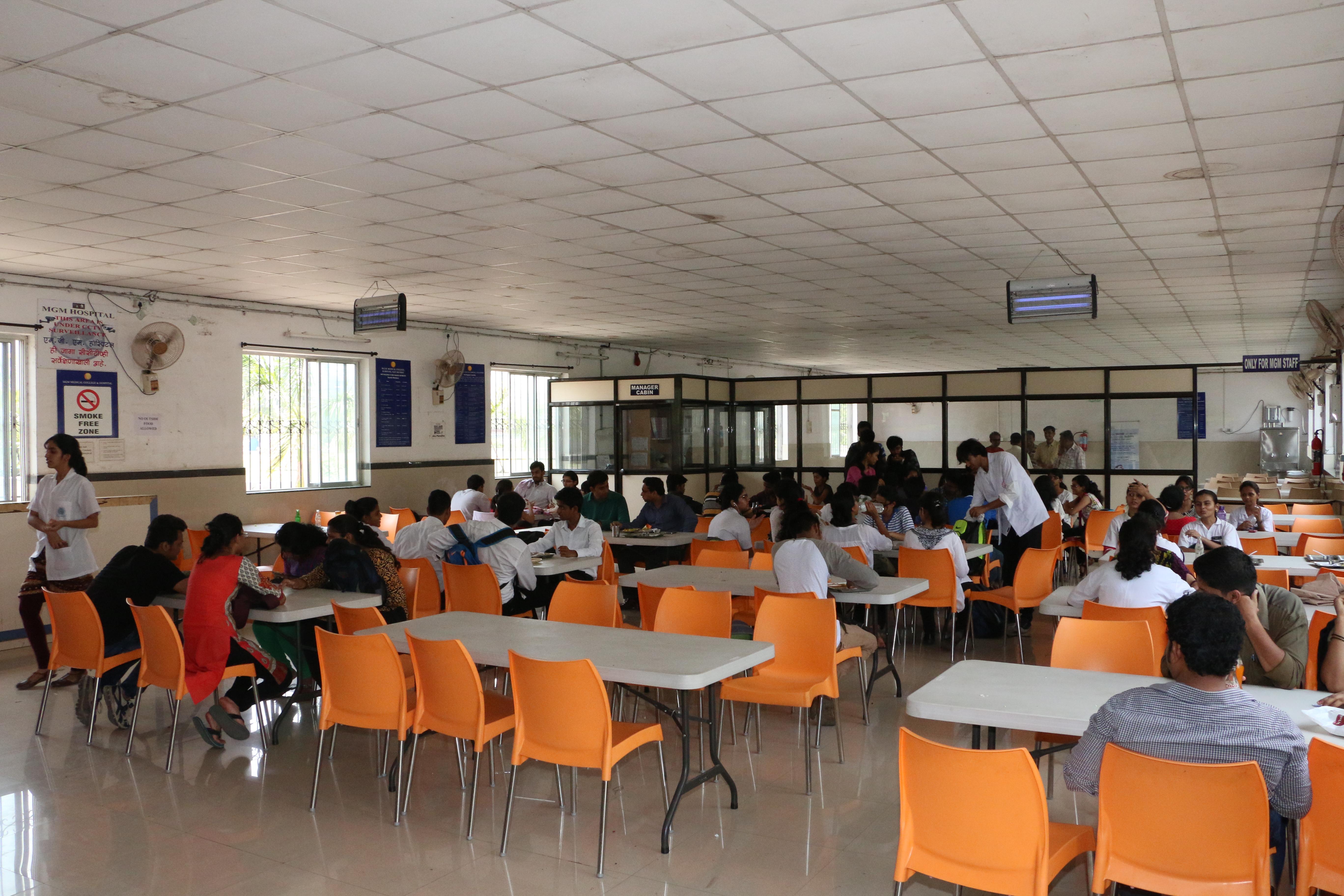 Canteen Facility